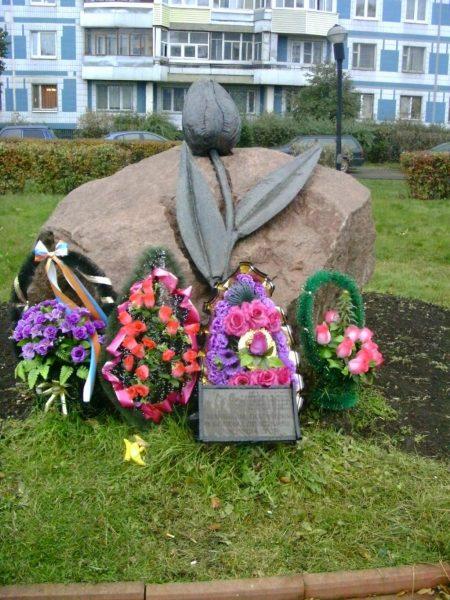 «Чёрный тюльпан» в Серпухове
