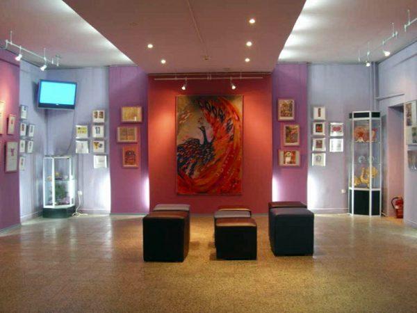 Музей павлина в Серпухове