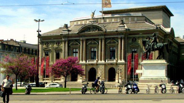 Большой театр в Женеве