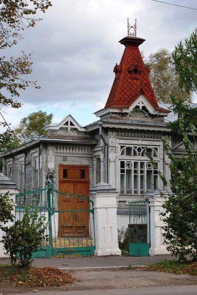 Дом купца Морозова