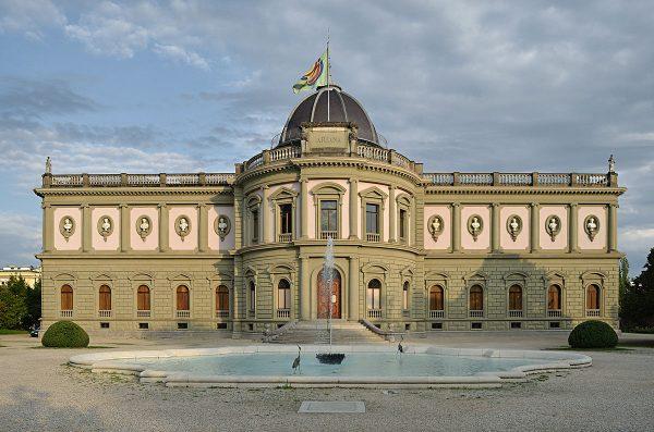 Музей керамики и стекла «Ариана» в Женеве