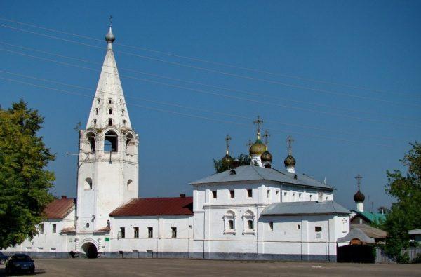 Свято-Сретенский монастырь в Гороховце