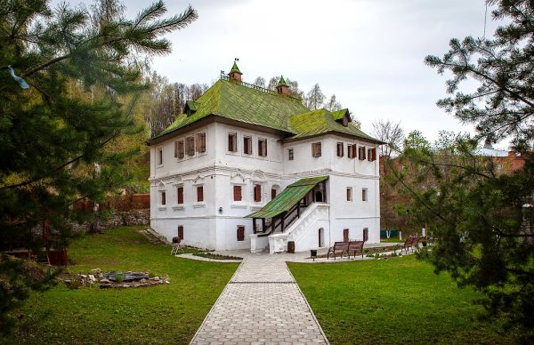 Историко-архитектурный музей в доме Сапожникова