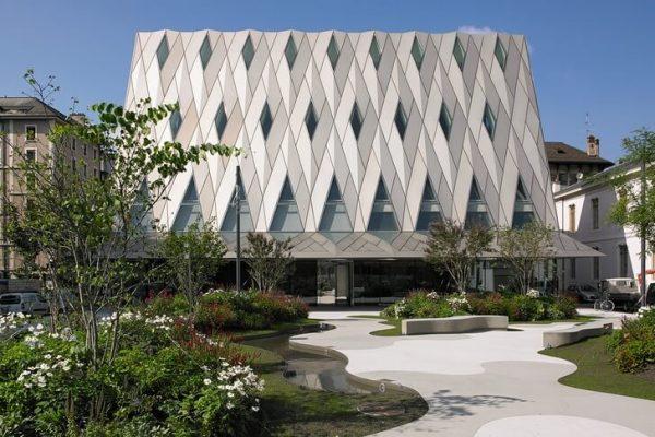 Этнографический музей в Женеве