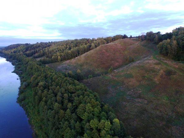 Лысая гора в Гороховце