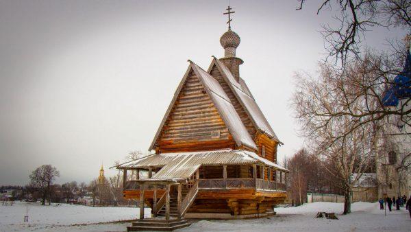 Никольская церковь в Кремле