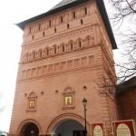 Входная башня