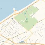 Парк Ла Гранж на карте Женевы