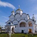 Покровский собор монастыря