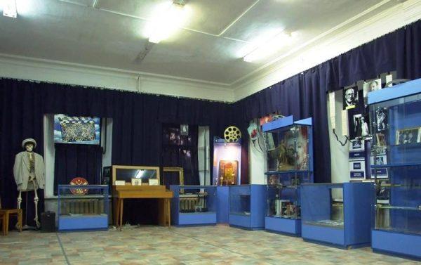 Музей «Рыбинск–кино-Голливуд»