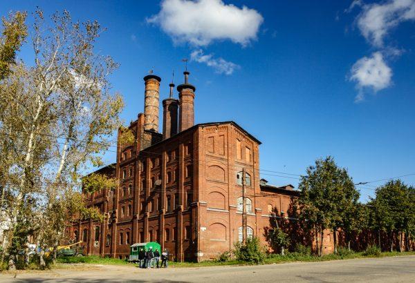 Пивоваренный завод «Богемия»