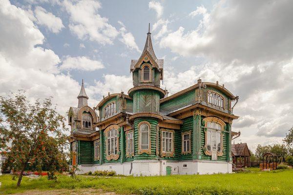Дом искусств и ремёсел в Гороховце