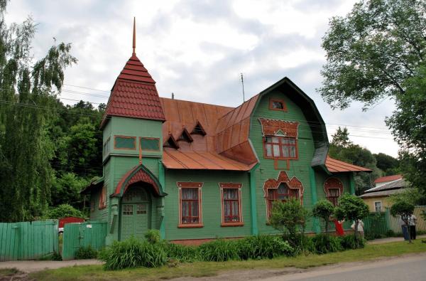 Дом Пришлецова в Гороховце