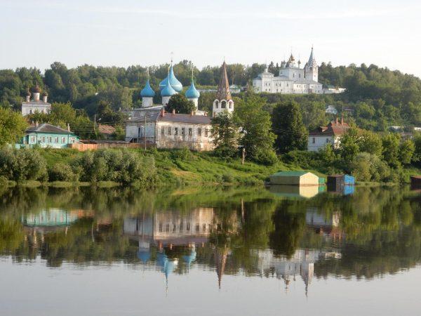 Перунья гора в Гороховецком районе