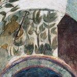 Фреска «Райские врата и благоразумный разбойник»