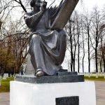 Памятник Рублёву