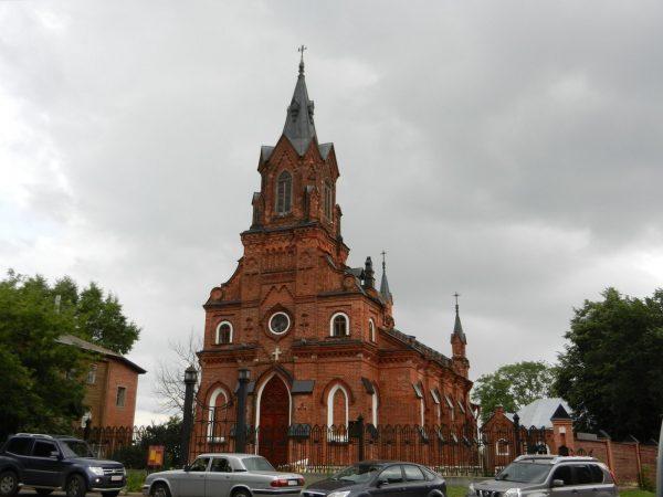 Костёл Святого Розария Пресвятой Девы Марии Римско-Католической церкви
