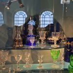 Выставка хрусталя