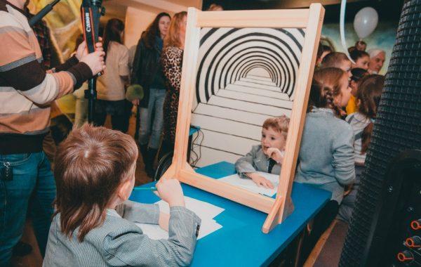 Музей иллюзий и наук «Да Винчи»