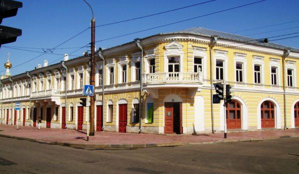 Усадебный дом Плотниковой в Архангельске