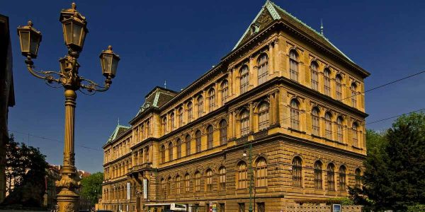 Музей декоративно-прикладного искусства в Праге