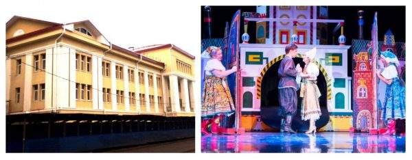 Архангельский областной театр кукол