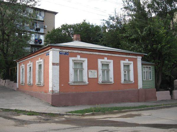 Дом художника Крылова
