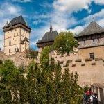 Замок Карлштейн в Праге