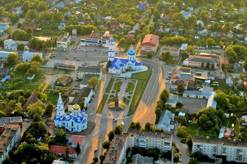 Малоярославец— город легендарных сражений