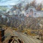 Фрагмент диорамы «Сражение при Малоярославце 12/24 октября 1812 года»