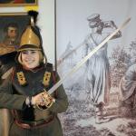 Экспозиция военно-исторического музея Малоярославца «Дети Марса»