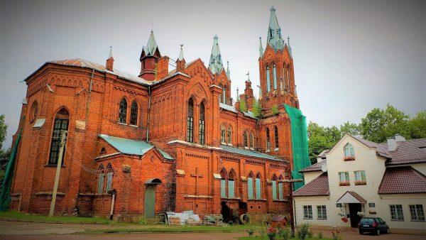 Римско-католический костёл в Смоленске