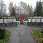 Братская могила на кладбище Малоярославца