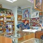 Художественный салон музейно-выставочного центра имени Солдатёнкова