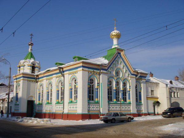 Церковь Святого Николая Чудотворца в Архангельске