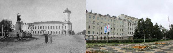 Здание Городской думы в Архангельске