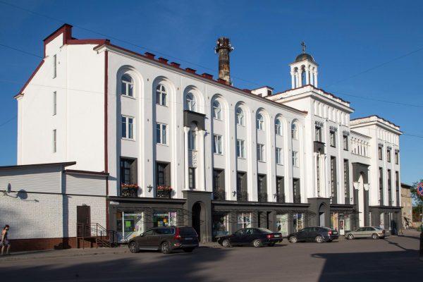 Управление православной церкви Финляндии