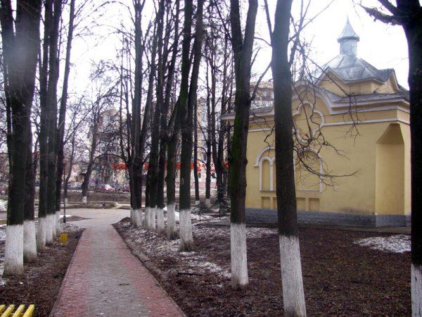 Сквер 1812 года Малоярославца