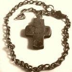 Медный крест Серафима Саровского