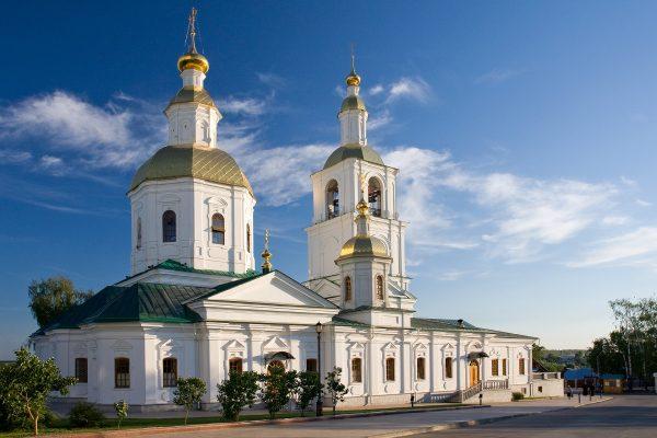 Казанский собор в Дивееве
