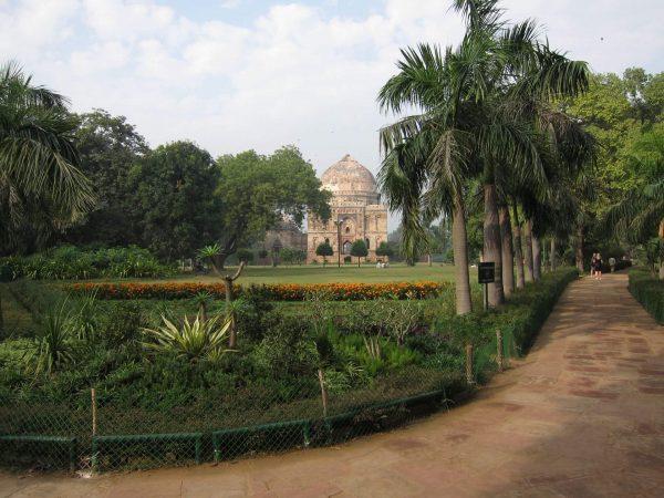 Сады Лоди в Дели