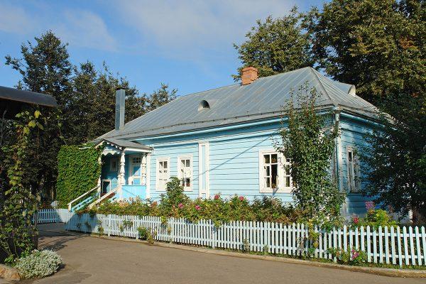 Дом-музей блаженной Паши Саровской