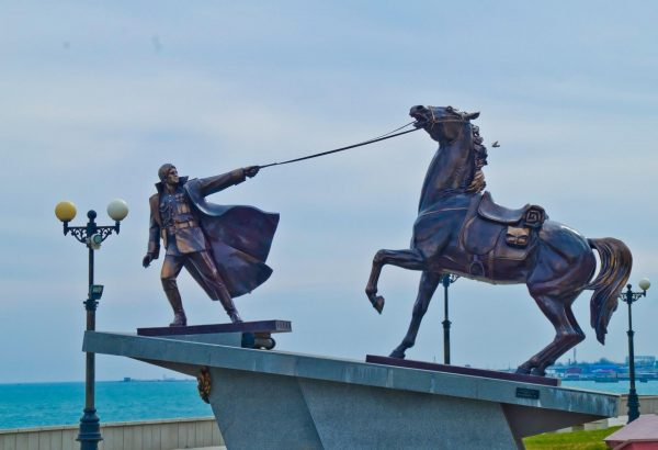 Памятник Исход