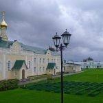 Больничная церковь в честь иконы Божьей Матери «Целительница»