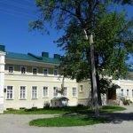 Хлебный корпус Серафимо-Дивеевского монастыря