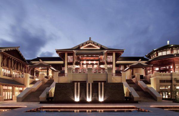 Отель Ritz-Carlton в Санье