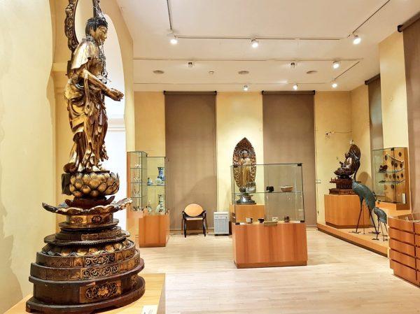 Экспонаты в музее Жоржа Лабита