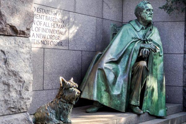 Мемориал Рузвельта