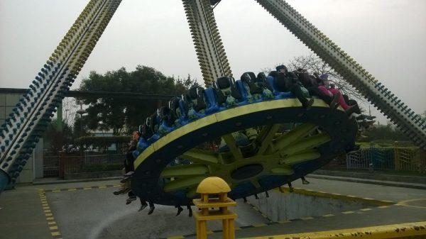 Парк развлечений Adventure Island в Дели