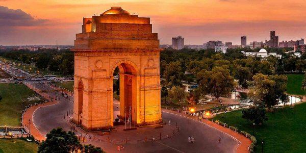 Ворота Индии в Дели